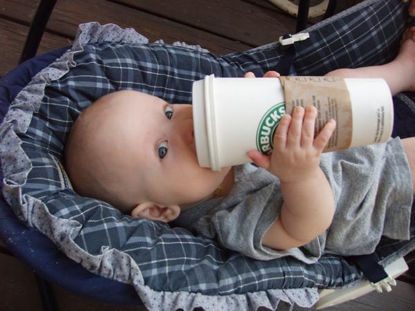 Baby-Starbucks