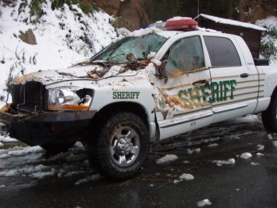 Sheriff-truck